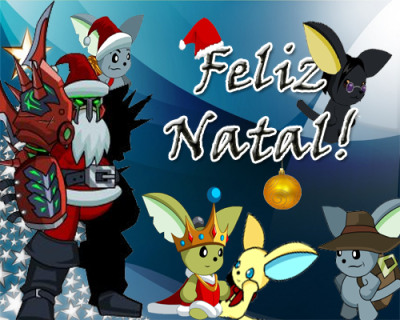 Feliz natal aqw