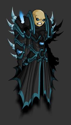 Nova armor feita por Tyronius.