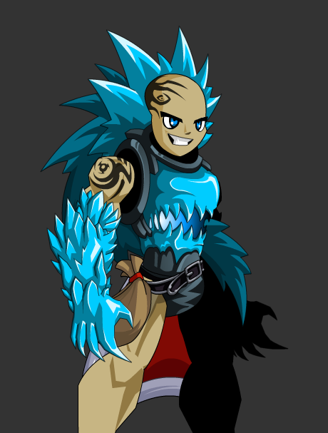 Ice Warrior?