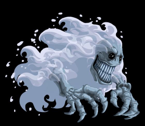 Skullgrin Wraith Pet