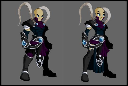 By: Aegis Male & Female Armor