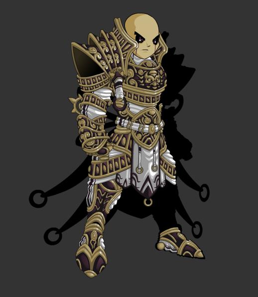 armor tyronius
