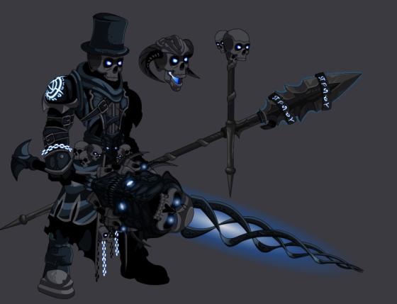 SkullSeeker Set