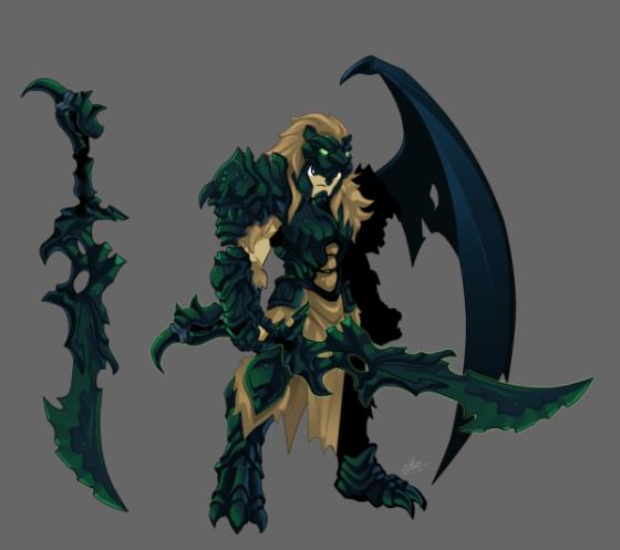manticora sword