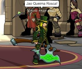 Jão Queima Rosca!