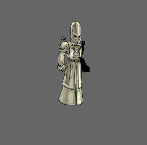 Segunda peça, o Bispo