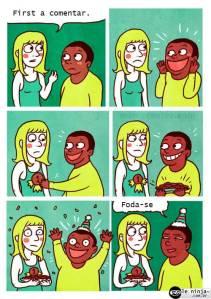 Foda-se =)
