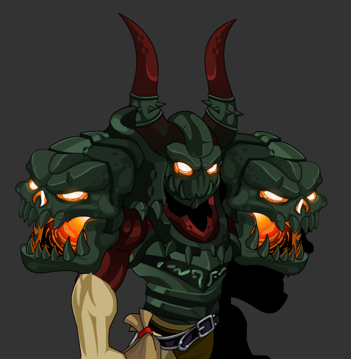 Pré-Visualização da Skuller of Vokun