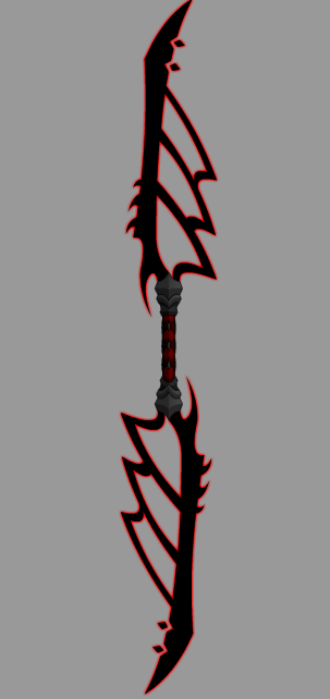Weapon do Mirror Realm..