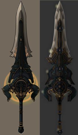 Weapons_By Veneeria