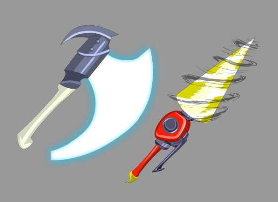 Weapons para hoje